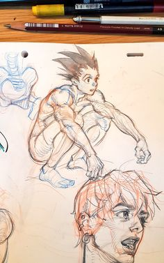 Human Anatomy Drawing, Human Figure Drawing, Anatomy Art, Anime Drawings Sketches, Anime Sketch, Drawing Reference Poses, Drawing Poses, Arte Sketchbook, Art Poses