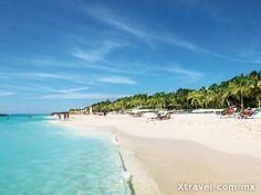 Playas Paradisiacas, en Playas del Carmen.