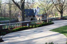 John James Audubon Park, Henderson, Kentucky. Beautiful any season. Many trails to walk also.