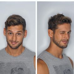 Max Emerson, Men's Grooming, Male Face, Mug Shots, Cute Guys, Character Inspiration, Just In Case, Actors, Photo And Video