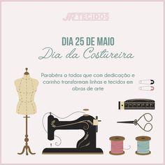 A JR parabeniza todas as costureiras, que com linhas e tecidos criam obras de arte! ❤  .  #moda #fashion #modafesta #bordado #look #dress #cuiaba #matogrosso #jrtecidos #tendencias #lojadasrendas #tecidosexclusivos #tecidosfinos #renda #costureira #arte #costura