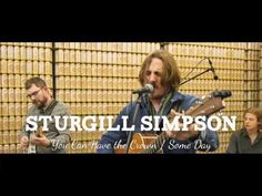 """▶ Sturgill Simpson - """"You Can Have The Crown / Some Days"""" (Live at Sun King Brewery)"""