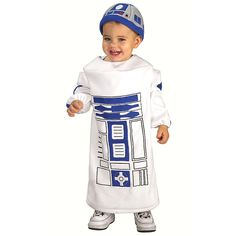 Star Wars R2-D2 infant costume