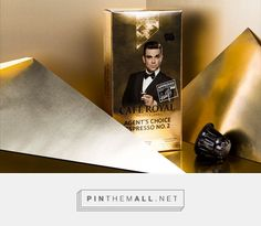 Robbie Williams | Coffee | Agent's Choice | Branding- & Packaging | Design | Studio Schoch AG