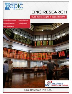 Epic research malaysia daily klse report for 6th sep 2016
