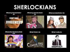 What Sherlockians Do Meme  ~m2r1~   [Link to JFLAS Blog] #BBCSherlock #WhatIthinkIDoMeme #Moffat