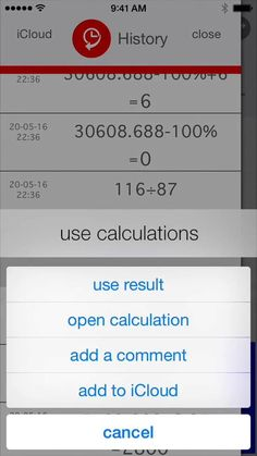 Calculator S 1.1 app review on iPhone