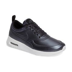 'air max thea se' sneaker by Nike. Lightweight and durable, the Air Max Thea sneaker features a phylon midsole and a shock-absorbing Air Sole to give yo...