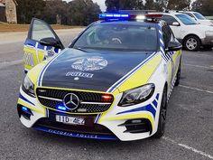 Mercedes-Benz   Australia, Victoria Police