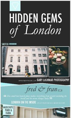 Hidden Gems Of London Study Abroad London, London Dreams, Secret Bar, Dream Career, Traveling Tips, City State, London Calling, Adventure Is Out There, Dublin
