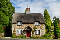 English Fairy Tale Cottage