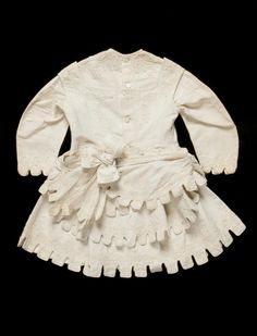 Philadelphia Museum of Art - Collections Object : Child's Ensemble: Dress and Overdress