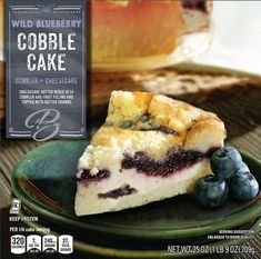 Aldi will begin selling a seasonal cobbler cheesecake in two flavors: Blackberry and Peach. It's only available for a limited-time, so get yours soon! Toffee Cheesecake, Cinnamon Roll Cheesecake, Frozen Cheesecake, Truffle Cheese, Red Lobster Biscuits, New Recipes, Favorite Recipes, Cream Cheese Rolls, Batter Mix