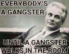 Bein' a Gangster... John Gotti