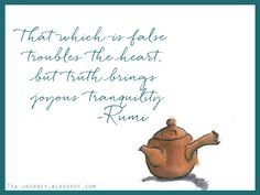 Great Rumi quote...