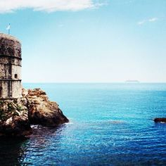 The turrets of Dubrovnik, #Croatia, are fit for a king… or a Lannister. Photo courtesy of indeciferable on Instagram.