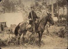 A Rough Rider from the Spanish American War in American Presidents, American Soldiers, The Spanish American War, American History, Military Veterans, Military Art, Guerra Hispano-americana, Treaty Of Paris, Cow Boys