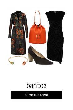 Un vestito nero ci permette sempre di costruire gli outfit più svariati