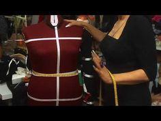ΠΩΣ ΠΑΙΡΝΟΥΜΕ ΜΕΤΡΑ ΓΙΑ ΠΑΤΡΟΝ ΠΑΡΑΓΓΕΛΙΑΣ - YouTube Youtube, Sewing, Tops, Recipes, Fashion, Moda, Dressmaking, Couture, Fashion Styles