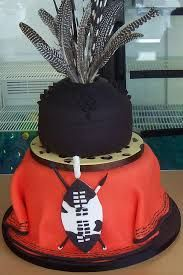 Sintu sami Zulu Traditional Wedding, Traditional Wedding Invitations, Traditional Cakes, African Wedding Cakes, African Wedding Theme, African Weddings, African Cake, Olive Green Weddings, Themed Wedding Cakes