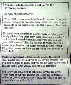 judge michael haas divorcing.parents - Google Search