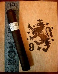 Liga Privada No. 9 ... My favorite smoke!