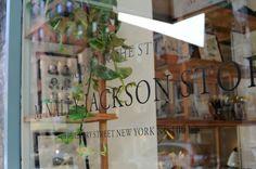 Soho bookstore: McNally Jackson Books