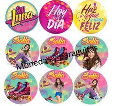 Etiquetas Para Golosinas Personalizadas Candy Bar Soy Luna - $ 25,00 en Mercado…