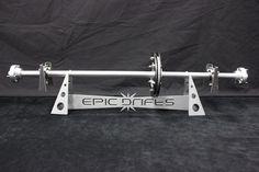 ED - EPIC DRIFTS - 1 INCH Rear Axle Assembly Motorized Drift Trikes Go Karts #EpicDrifts