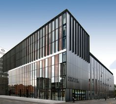 Manchester School of Art by Feilden - Sök på Google
