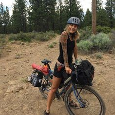 Trails and trees for days. Touring Bicycles, Touring Bike, Montain Bike, Cycling Girls, Bicycle Girl, Road Bikes, Sport, Mountain Biking, Trees