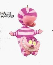 The Cheshire Cat - Alice in Wonderland 2012 Hallmark Event Ornament Limited quantity ornament.  I Love hallmark ornaments!