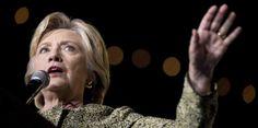 Hillary Clinton se ofrece para amortiguar los insultos de Trump...