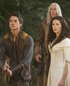 Legend of the Seeker: Season 2 [Archive] - Heroscapers