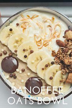 Snacks Recipes, Brunch Recipes, Fall Recipes, Cooking Recipes, Delicious Vegan Recipes, Vegan Meals, Yummy Food, Breakfast Bowls
