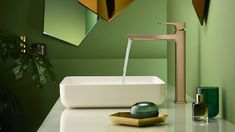 #tap #bath #bathroom #metropol #hansgrohe #gold #greece #athens #design #interiordesign