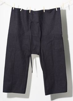 Burda pattern for Thai Fisherman's Pants #BS-003