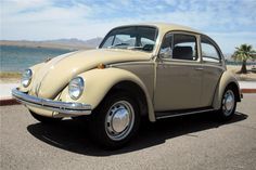 1968 VOLKSWAGEN BEETLE SEDAN - Barrett-Jackson Auction Company - World's Greatest Collector Car Auctions