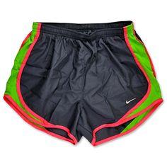 Nike shorts! My favorite!