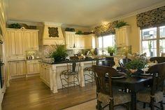 124 Pure Luxury Kitchen Designs Part 3 Light Yellow Walls
