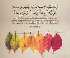 Image de allah, quran, and reminders Beautiful Quran Quotes, Beautiful Prayers, Islamic Love Quotes, Muslim Quotes, Islamic Inspirational Quotes, Islamic Phrases, Islamic Messages, Islam Beliefs, Islam Quran