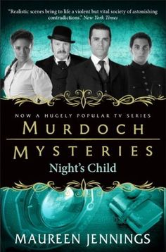 Image result for murdoch mysteries maureen jennings books