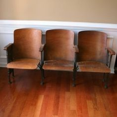 theater chairs foter