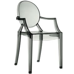 `Gray Ghost Chair