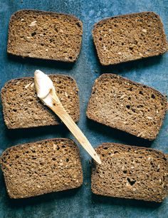 Authentic Danish rye bread recipe from The New Nordic by Simon Bajada | Cooked