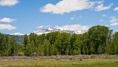 Indian Springs Ranch || Building Site || Teton Views || Seasonal Stream || Gated Community ||  Listed for $2,950,000 || MLS # 15-1491 || Jackson Hole, Wyoming