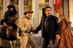 """Night At The Museum """"3"""": Secret of the Tomb (Movie Review)"""