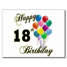 =>quality product          Happy 18th Birthday Gifts Postcard           Happy 18th Birthday Gifts Postcard you will get best price offer lowest prices or diccount couponeHow to          Happy 18th Birthday Gifts Postcard Review on the This website by click the button below...Cleck Hot Deals >>> http://www.zazzle.com/happy_18th_birthday_gifts_postcard-239121741582698126?rf=238627982471231924&zbar=1&tc=terrest