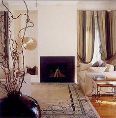 Funky living room
