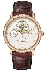 Blancpain Villeret Tourbillon 6025-2942-55B   Your #1 Source for Watches and Accessories